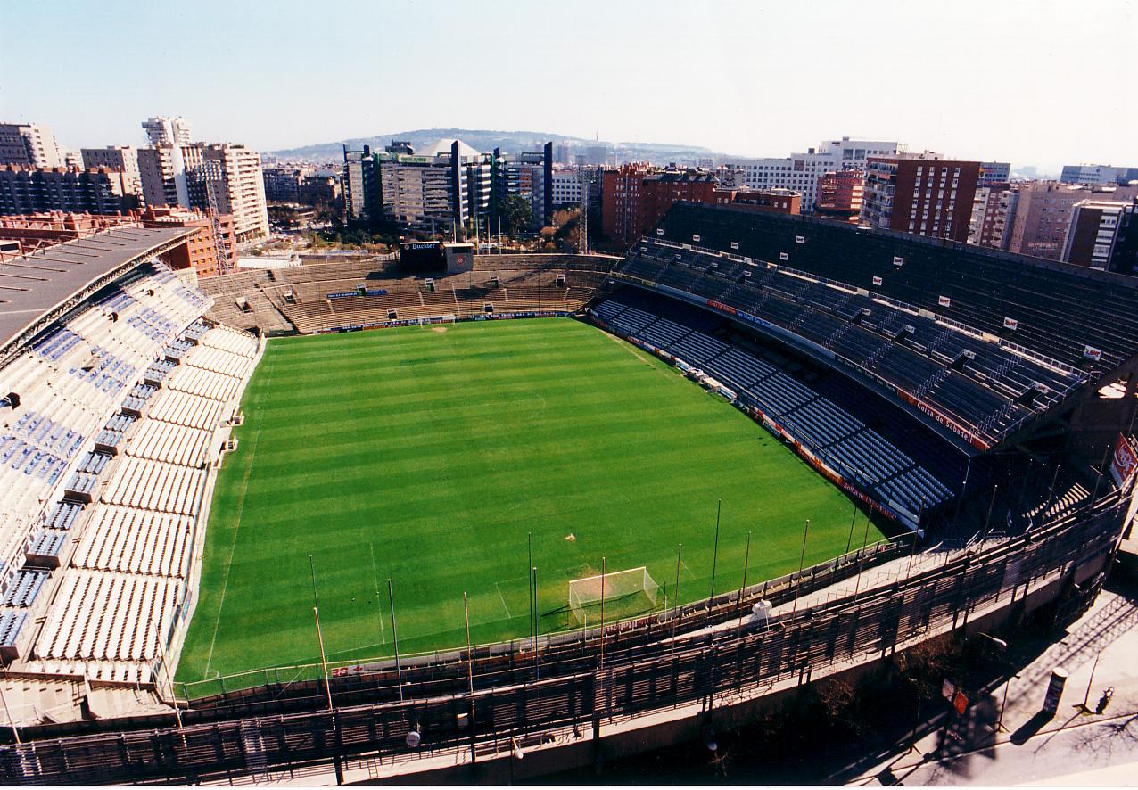 selección premium mejor disfruta del precio de descuento Sarrià Stadium - Wikipedia