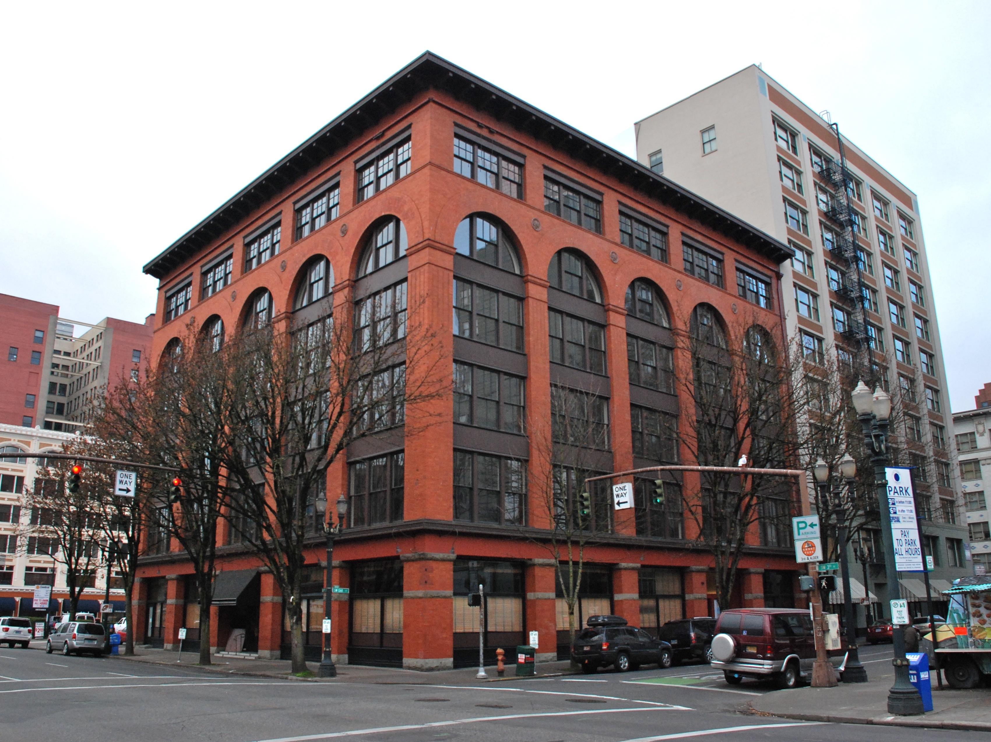 28 file ormonde apartment building portland file for Building a house in portland oregon