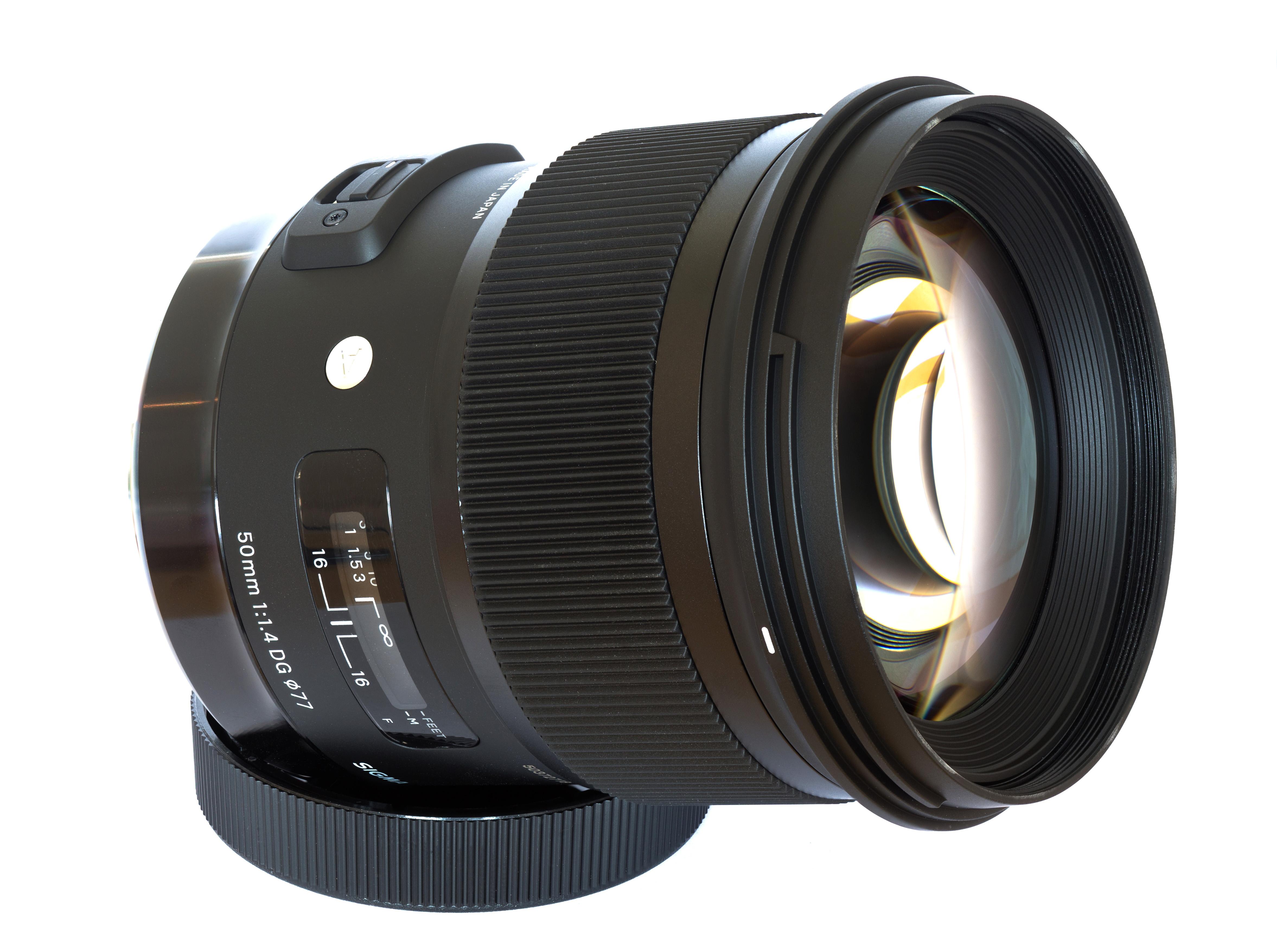 Sigma 50mm F 1 4 Dg Hsm A Lens Wikipedia