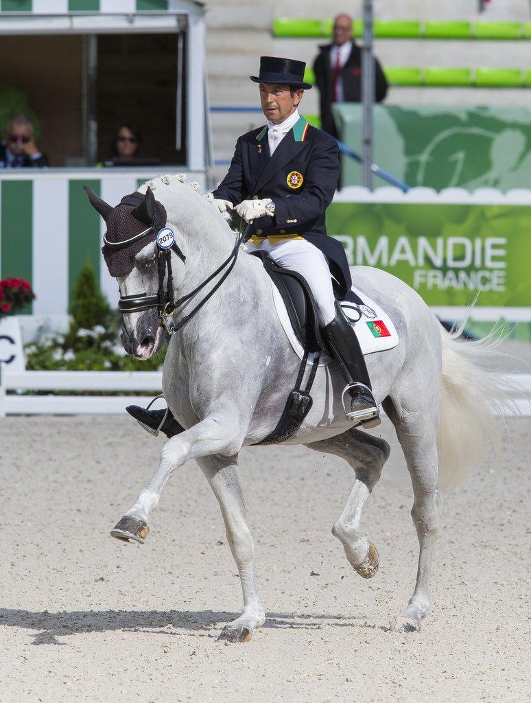 Carlos Pinto (equestrian) - Wikipedia
