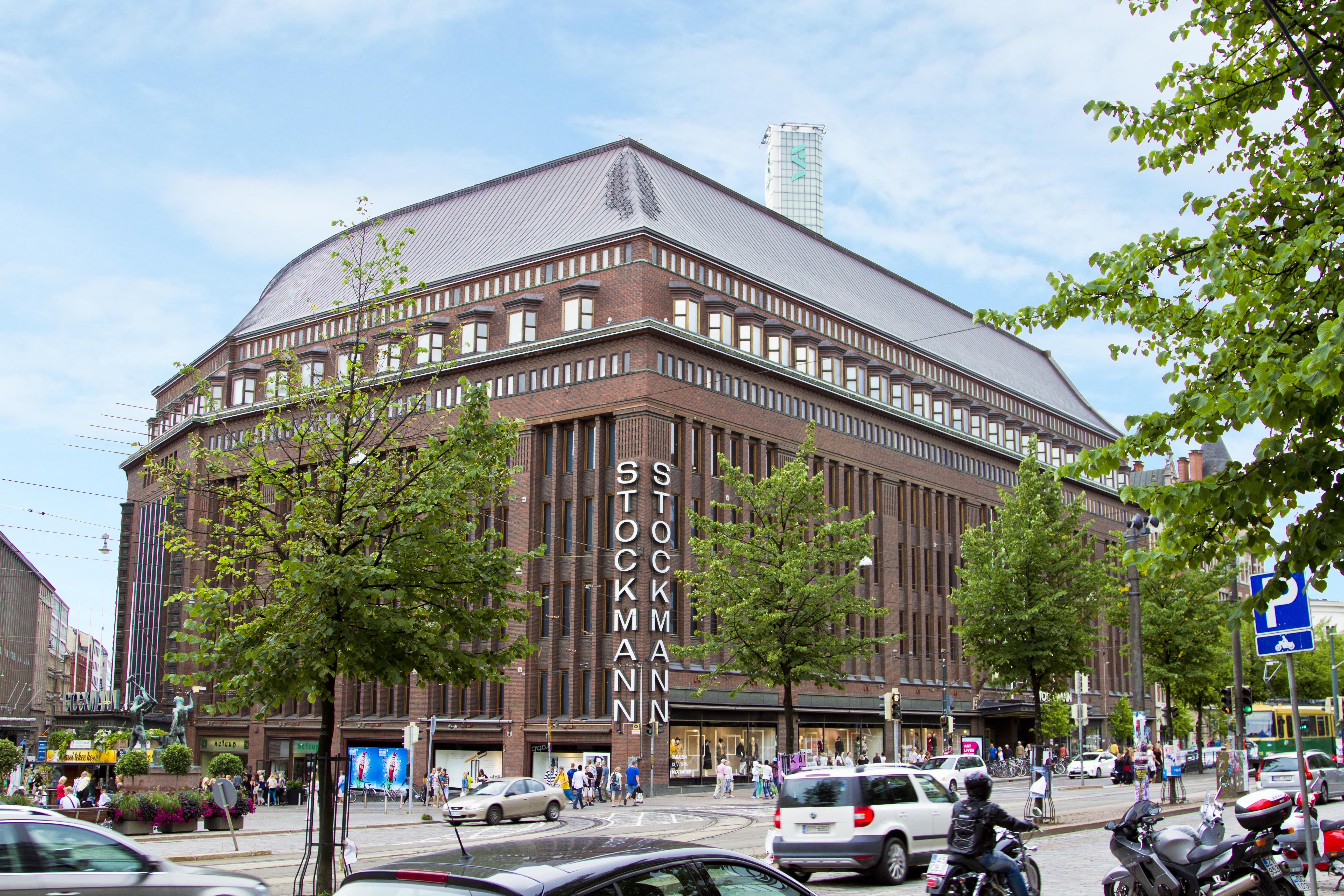 Mann Street Helsinki
