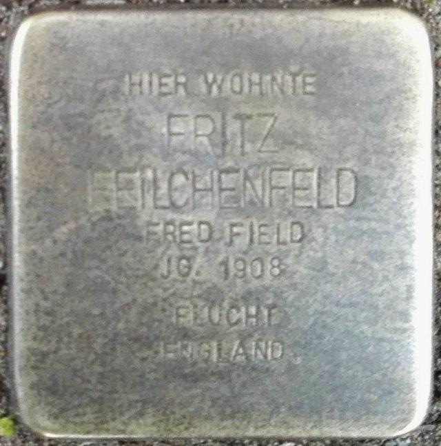 Stolperstein Parchim Feilchenfeld Fritz.jpg