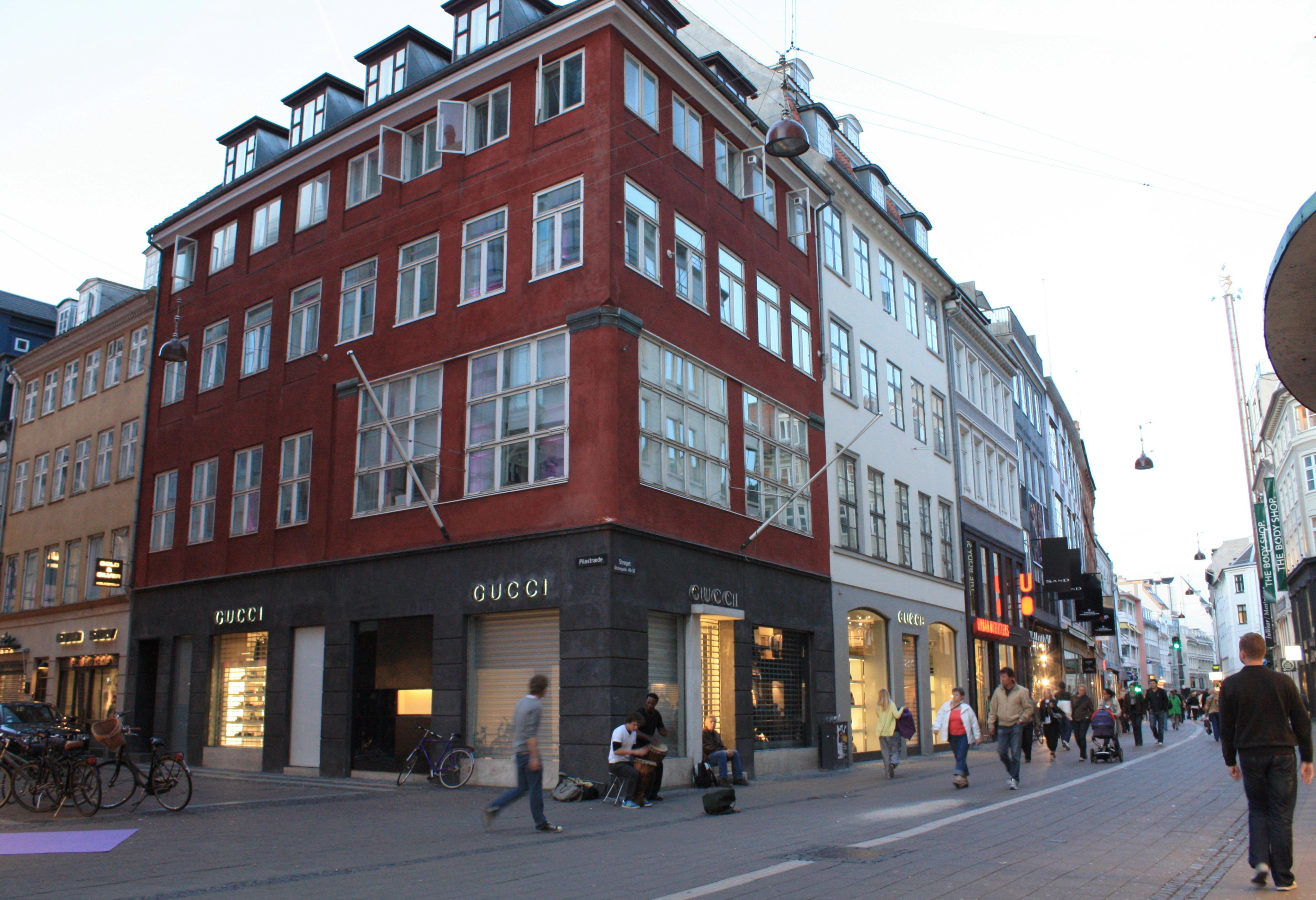 Denmark Fashion Design School