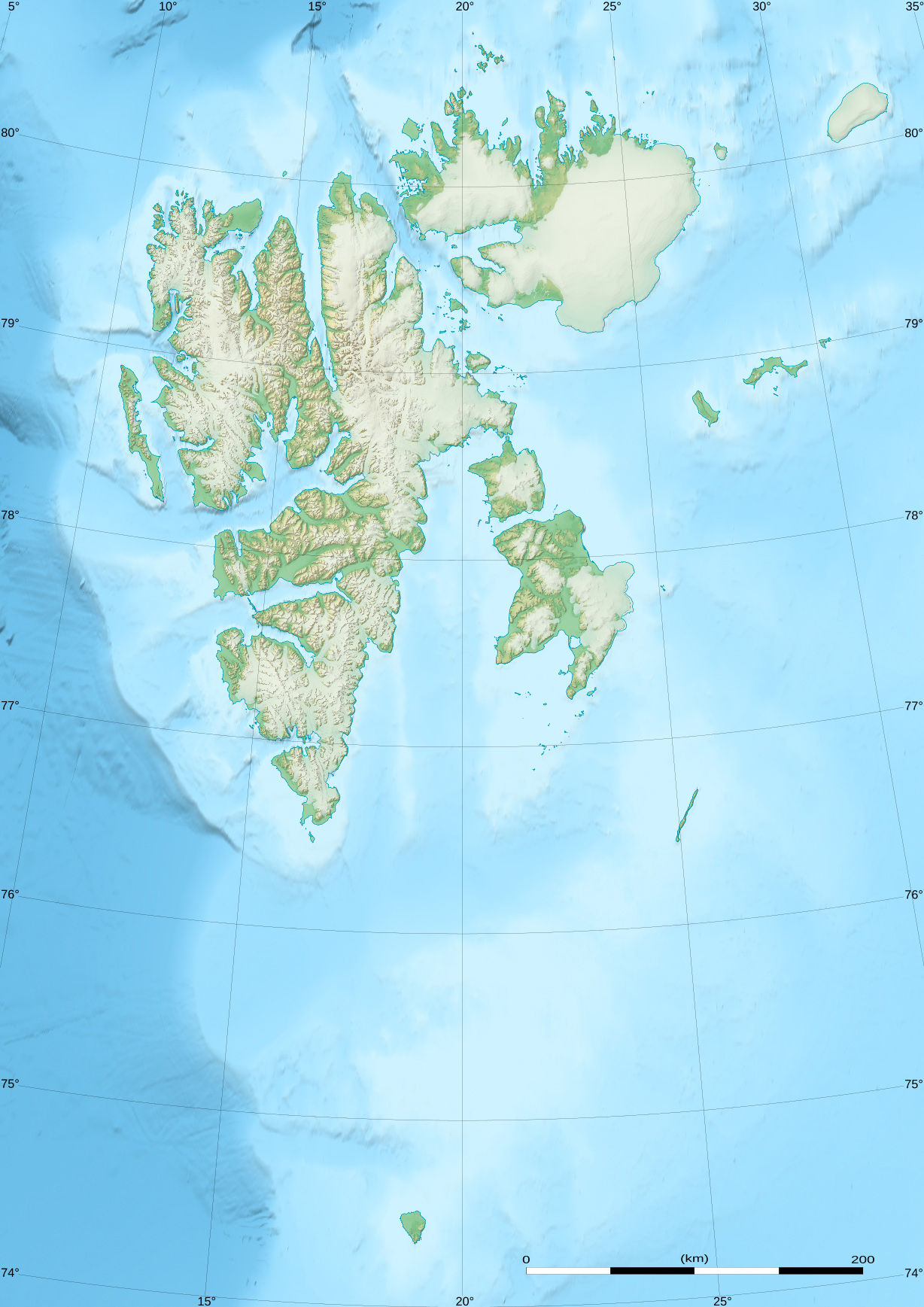 File:Svalbard relief location map conic.jpg - Wikimedia Commons