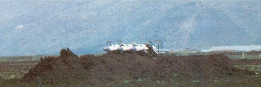 عمليه Mole Cricket 19 او معركة سهل البقاع في 9 يونيو 1982  Syrian_SAM