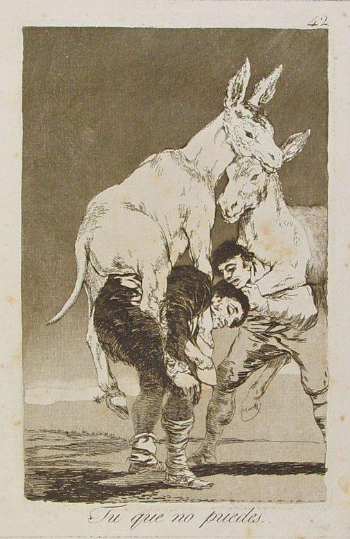 Los caprichos de Goya T%C3%BA_que_no_puedes