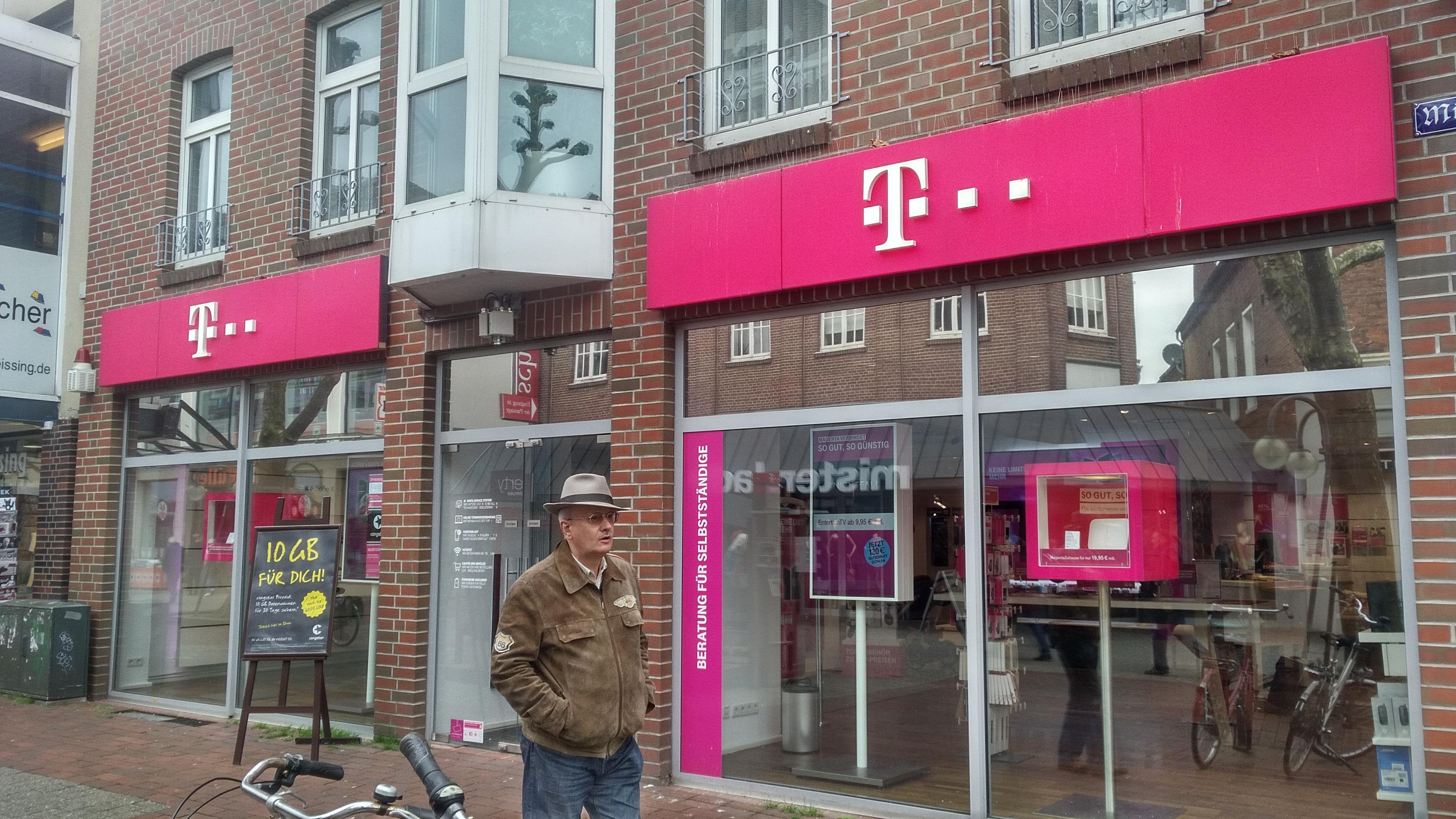T-Mobile telefonos