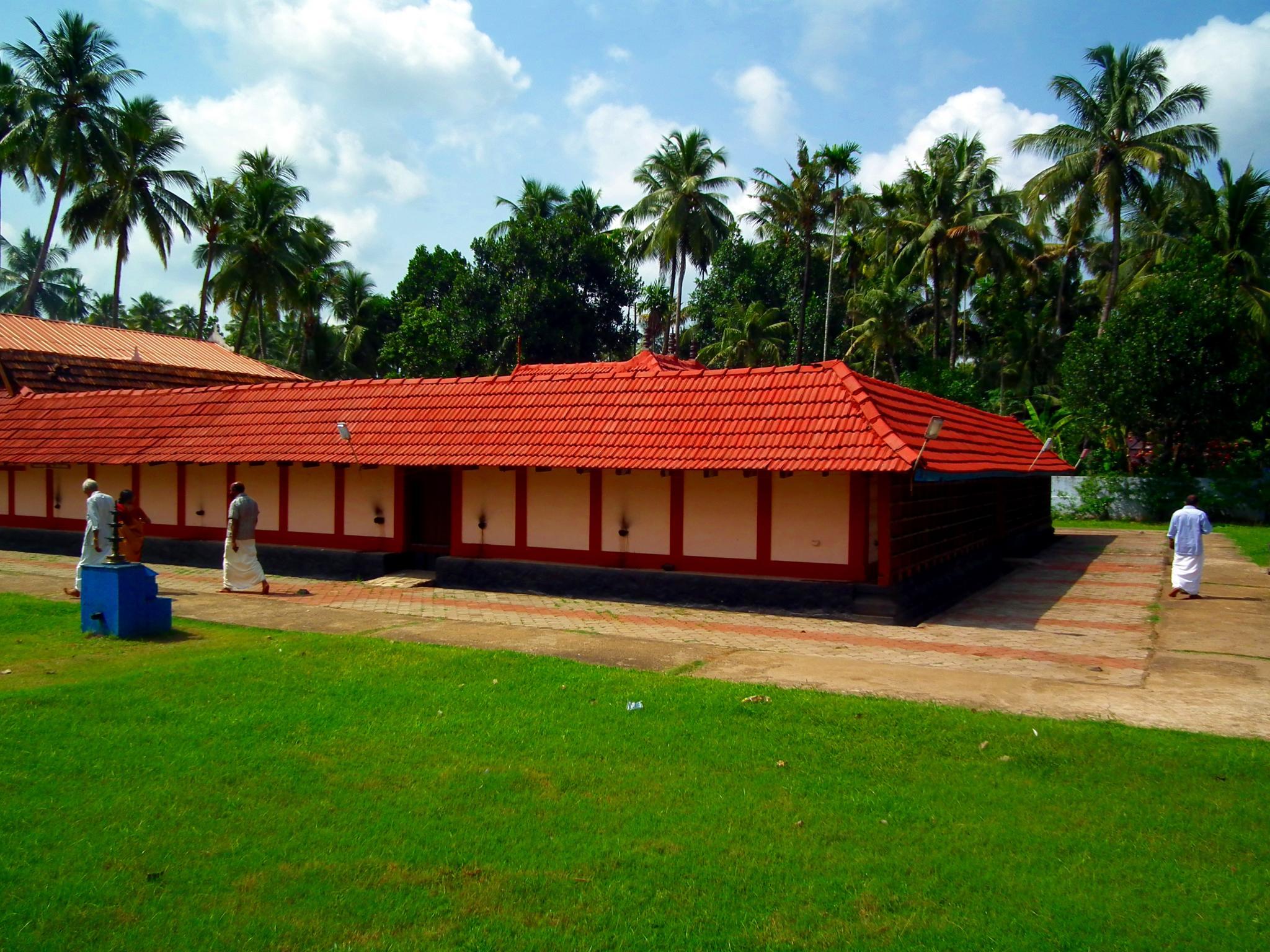 Kerala Temple Wallpape...