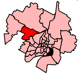 Terrebonne—Blainville federal electoral district in Quebec, Canada