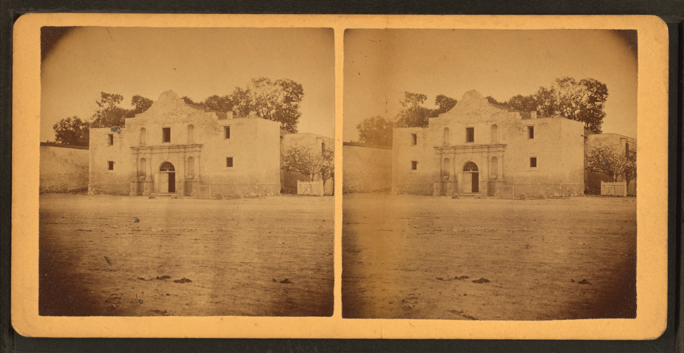 File The Alamo From Robert N Dennis Collection Of