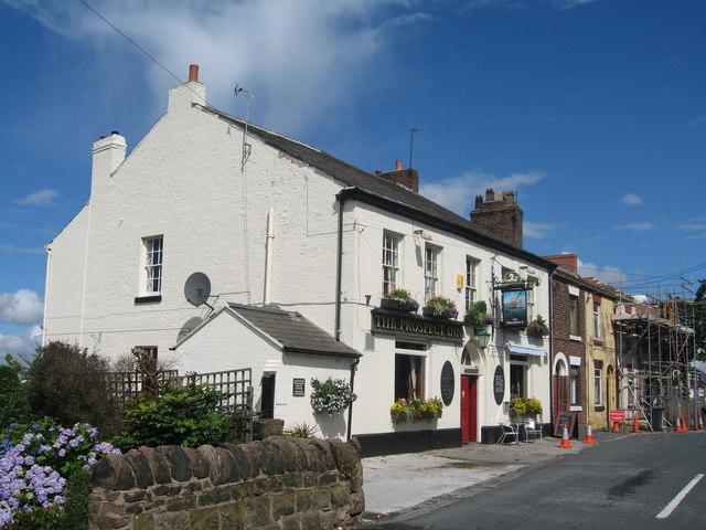 The Prospect Inn, Runcorn Hill - geograph.org.uk - 490065
