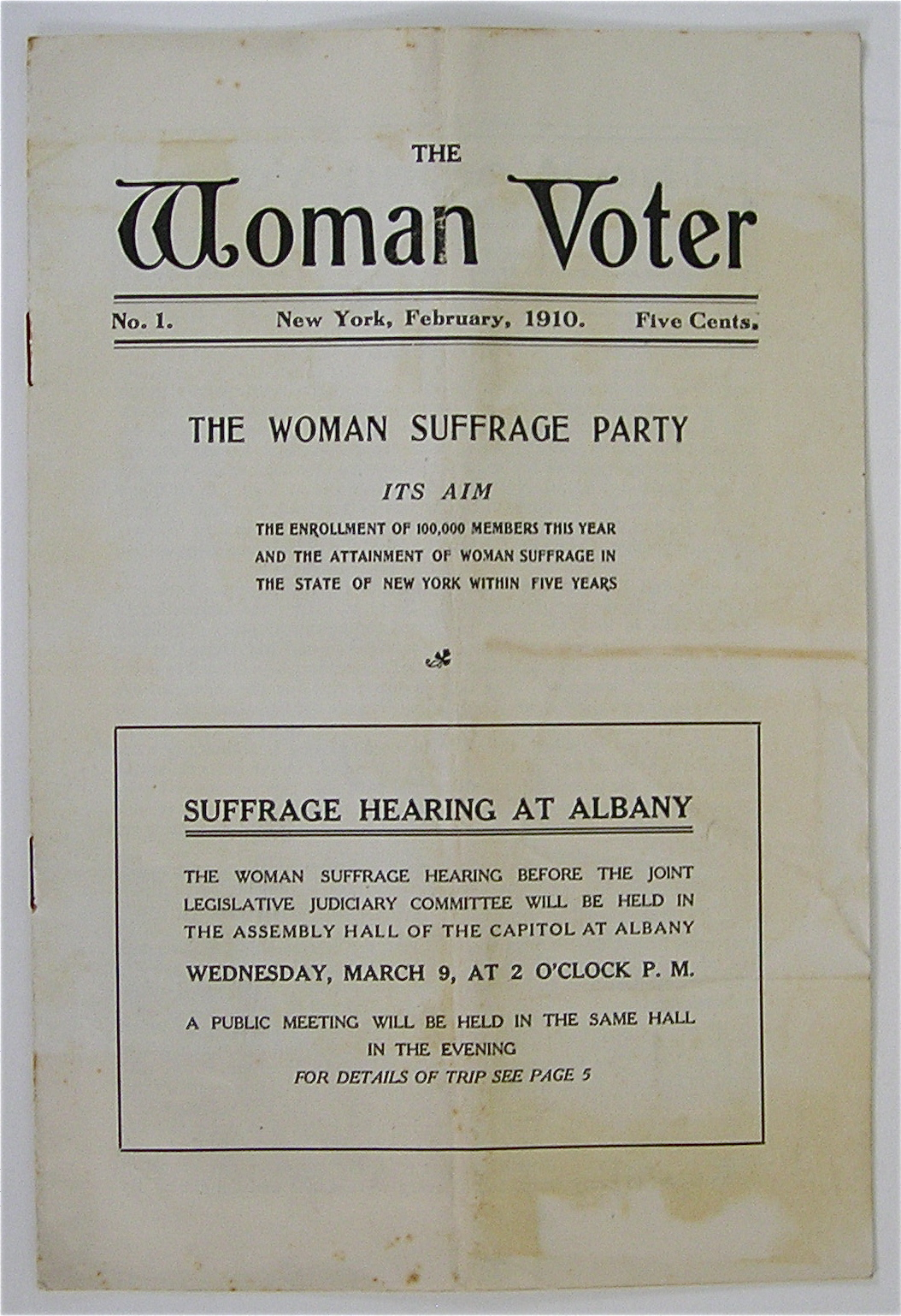 The Woman Voter Wikipedia
