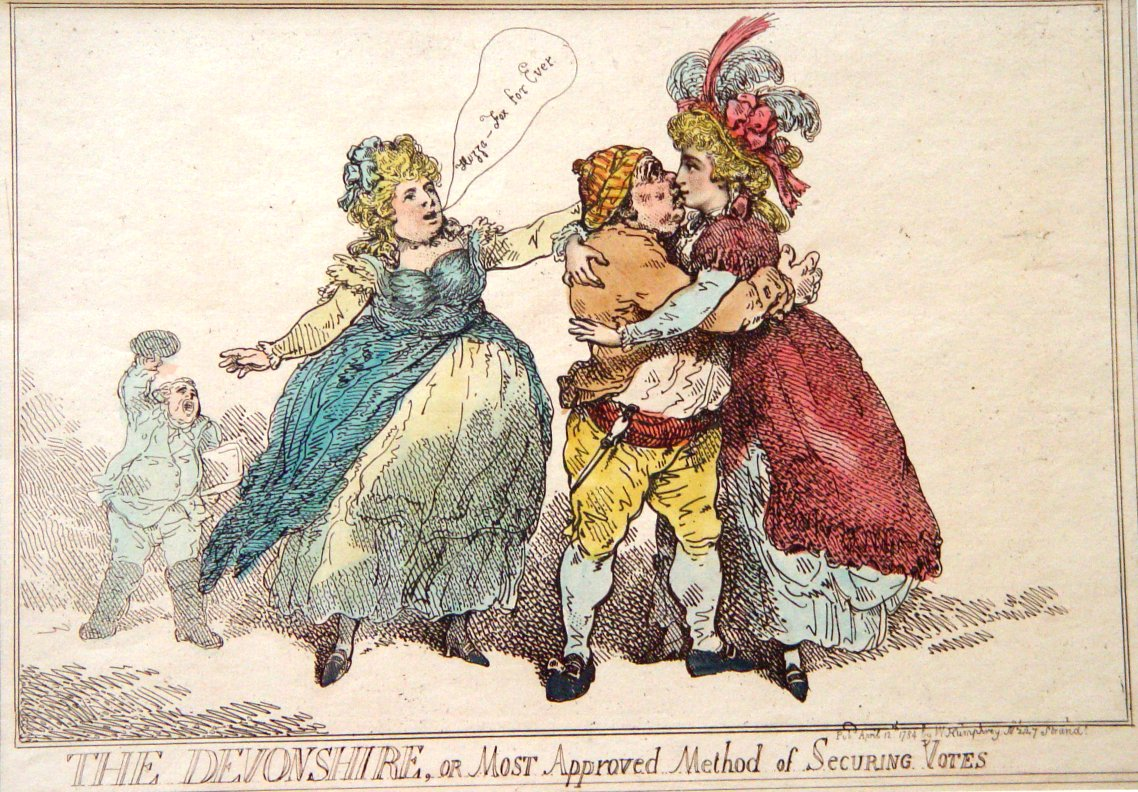 File thomas rowlandson the wikipedia for The devonshire