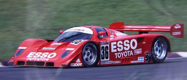 Toyota 92C-V