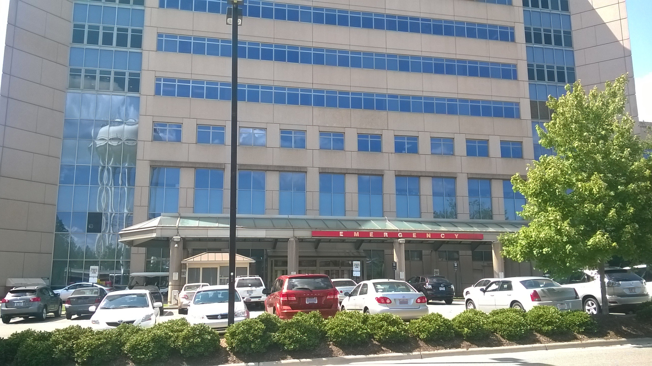 File:UNC Hospitals Emergency Room Entry 20140831 jpg