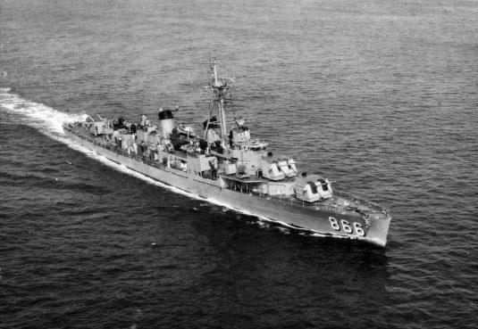 USS Cone (DD-866)