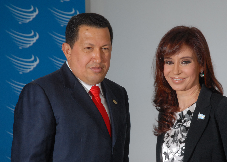 Português: Brasília - Presidentes da Venezuela...