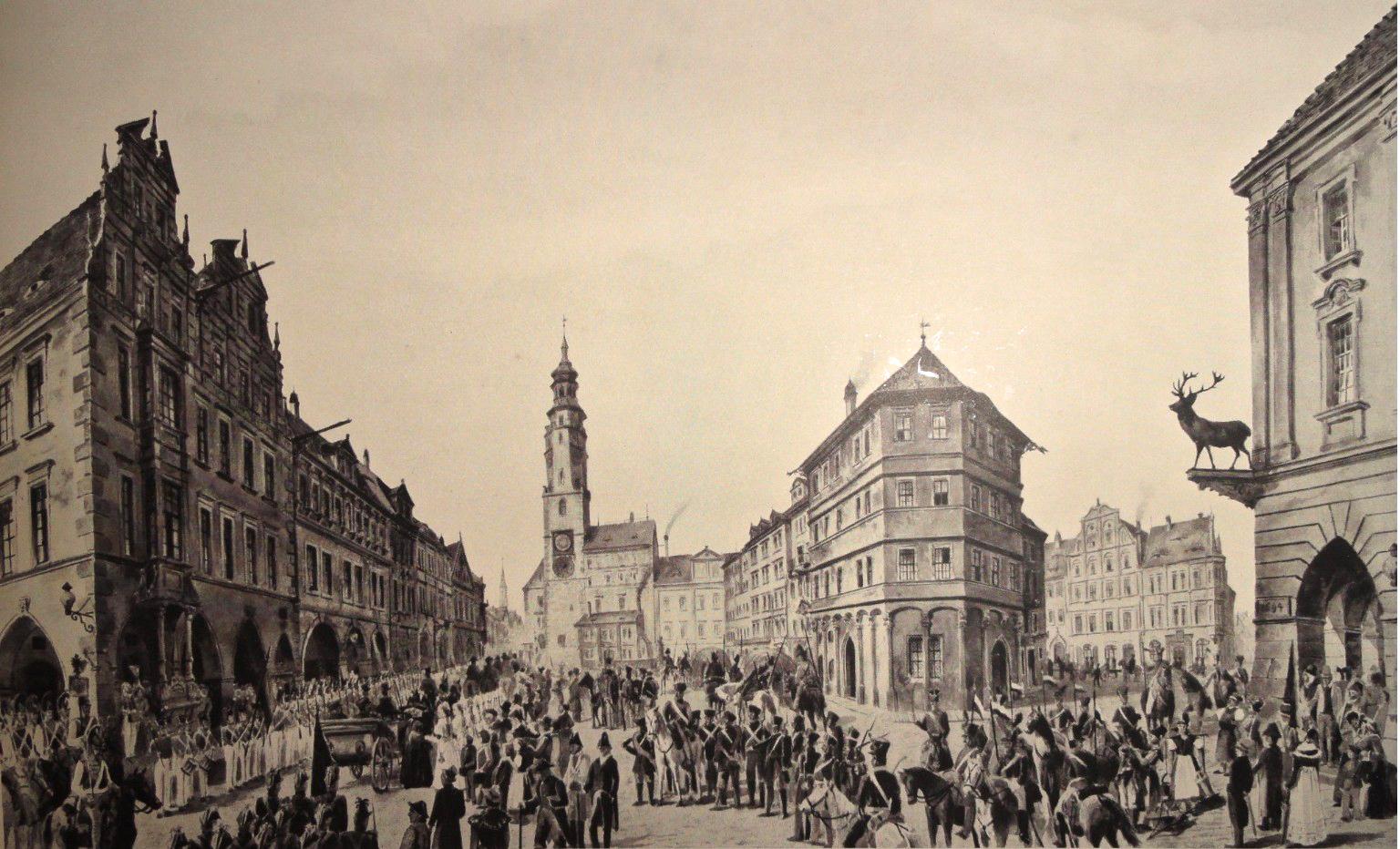 Untermarkt_23_4_1813_Koenig_Friedrich_Wilhelm_III.jpg