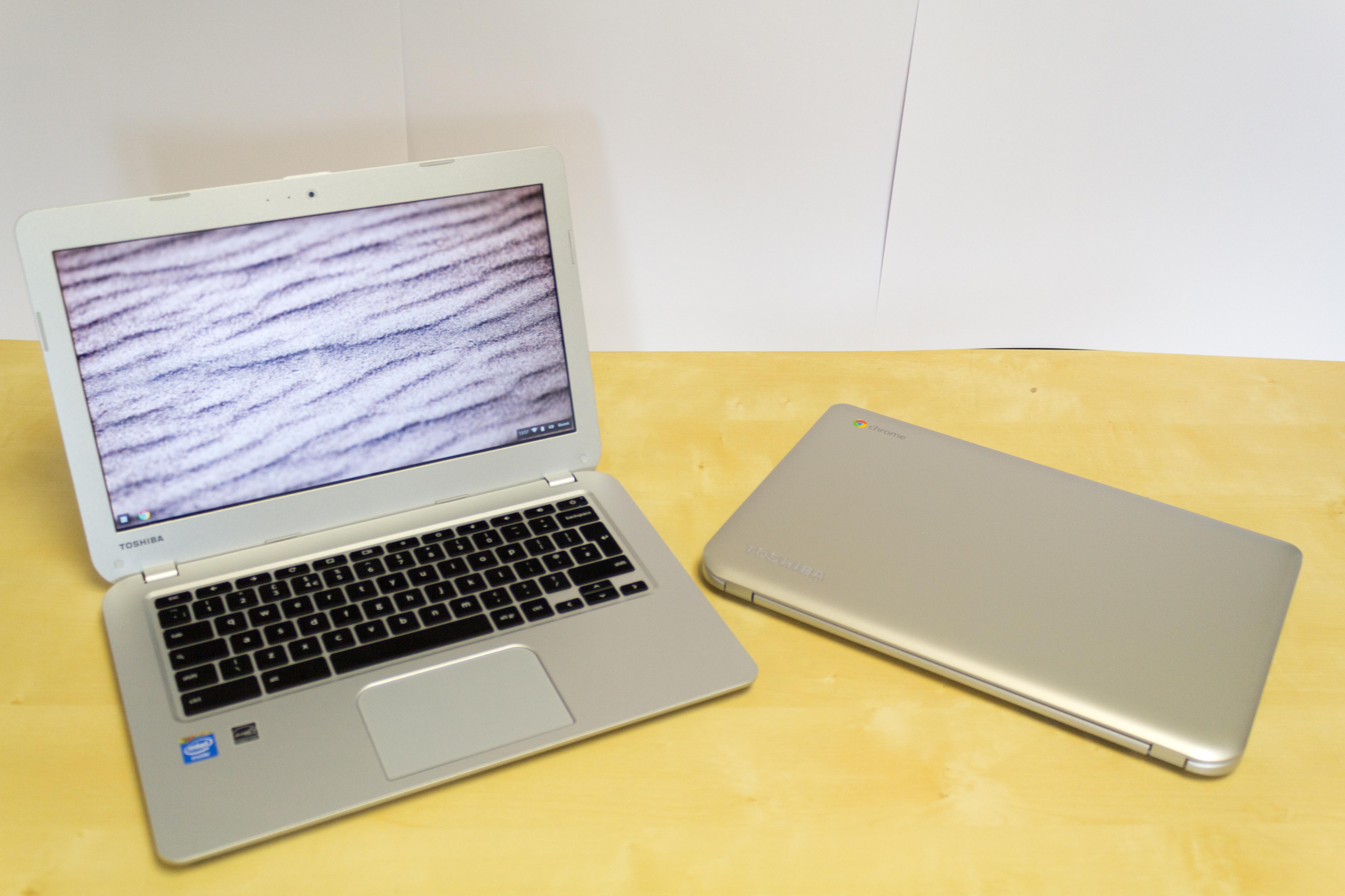 Toshibia Chromebook - Wikimedia