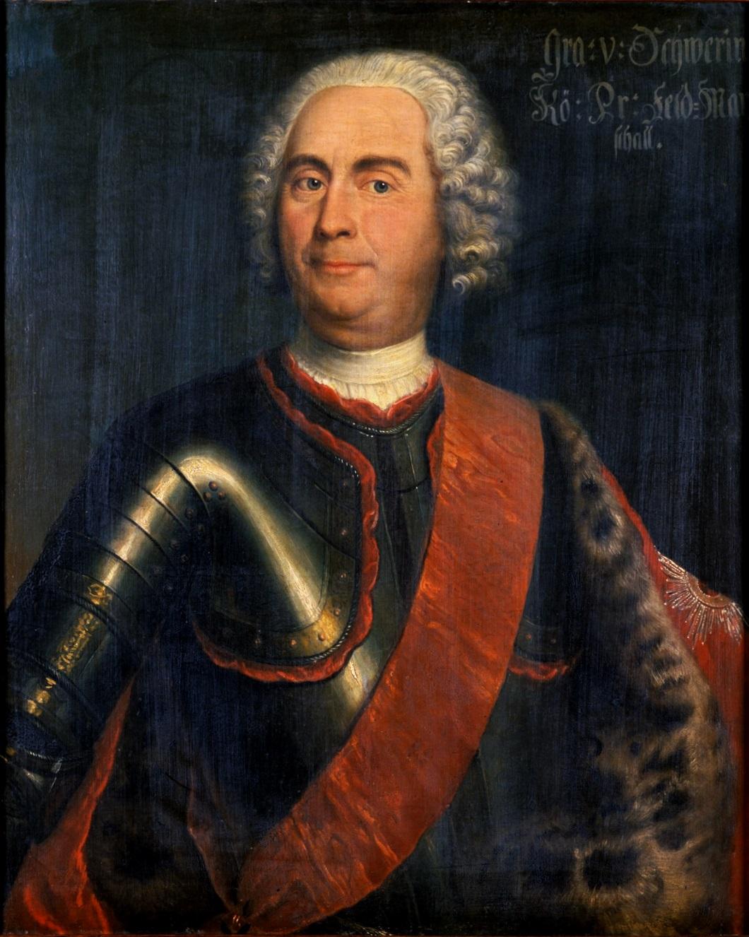 Kurt Christoph von Schwerin