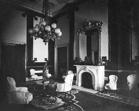 File White House Interior Old Green Wikimedia