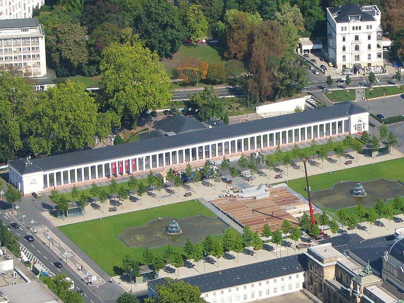 Kurhaus Kolonnaden Wiesbaden