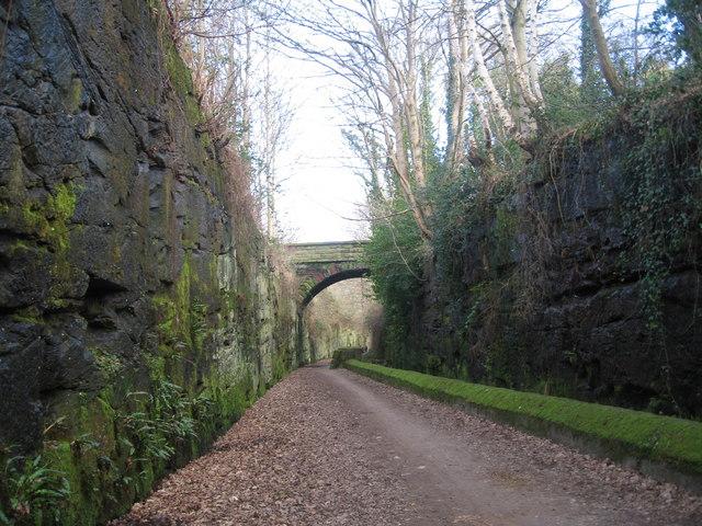 Wirral Way, Little Neston - geograph.org.uk - 1200585