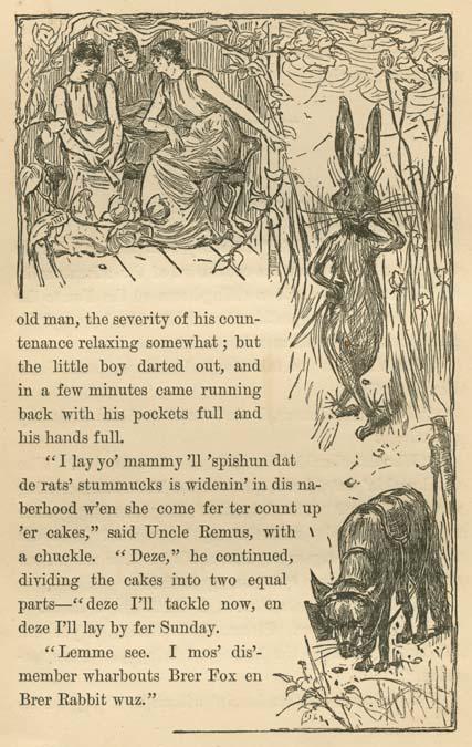 History of Brer Rabbit File Women Brer Rabbit