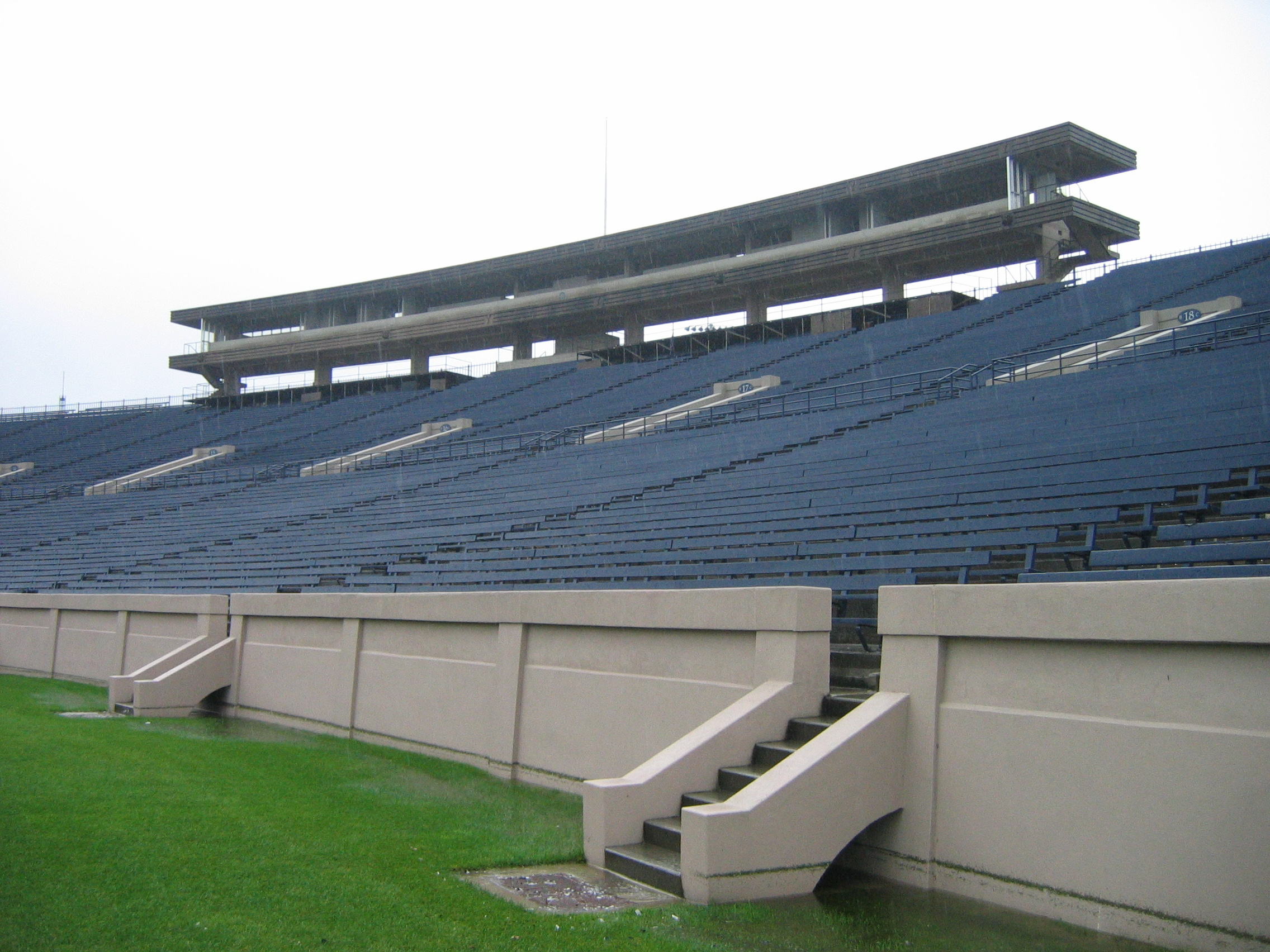 Yale Bowl in New Haven, Connecticut   Historic Places