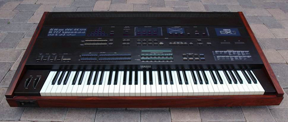 Yamaha DX1 - Wikipedia