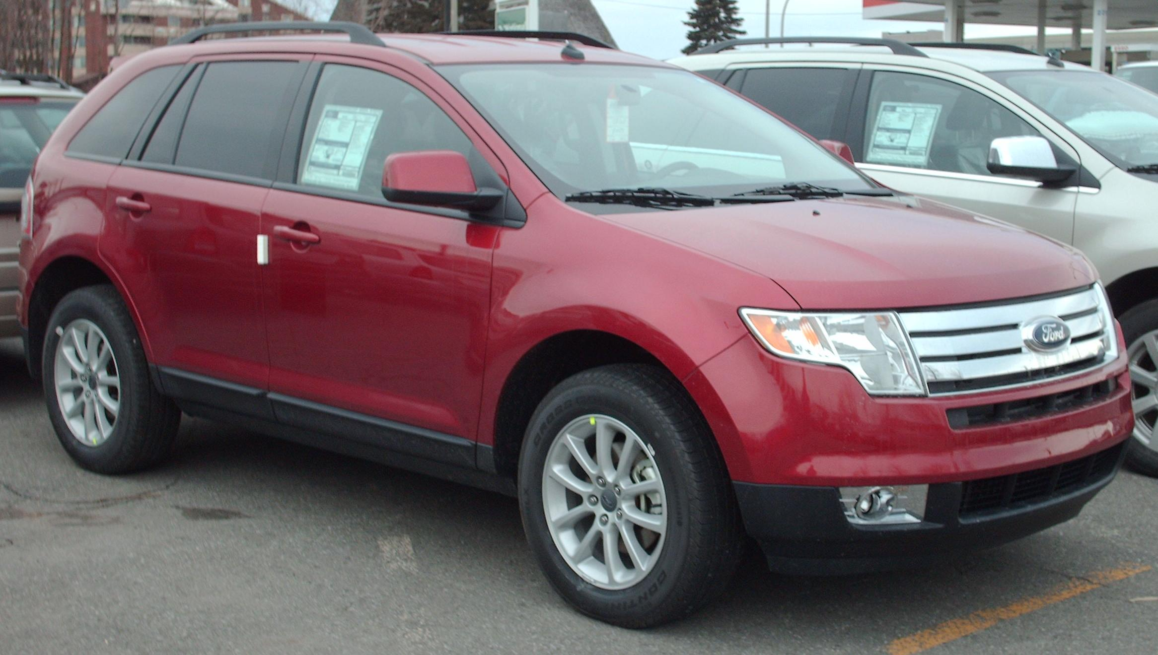 Ford Edge Wiki  Ford Price Release Date Reviews