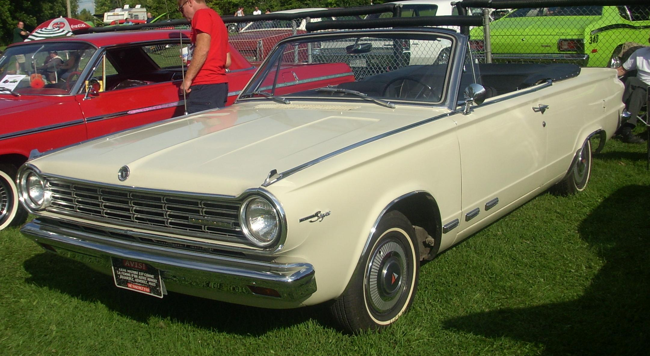 1965 Plymouth Valiant Convertible For Sale 1965 Plymouth