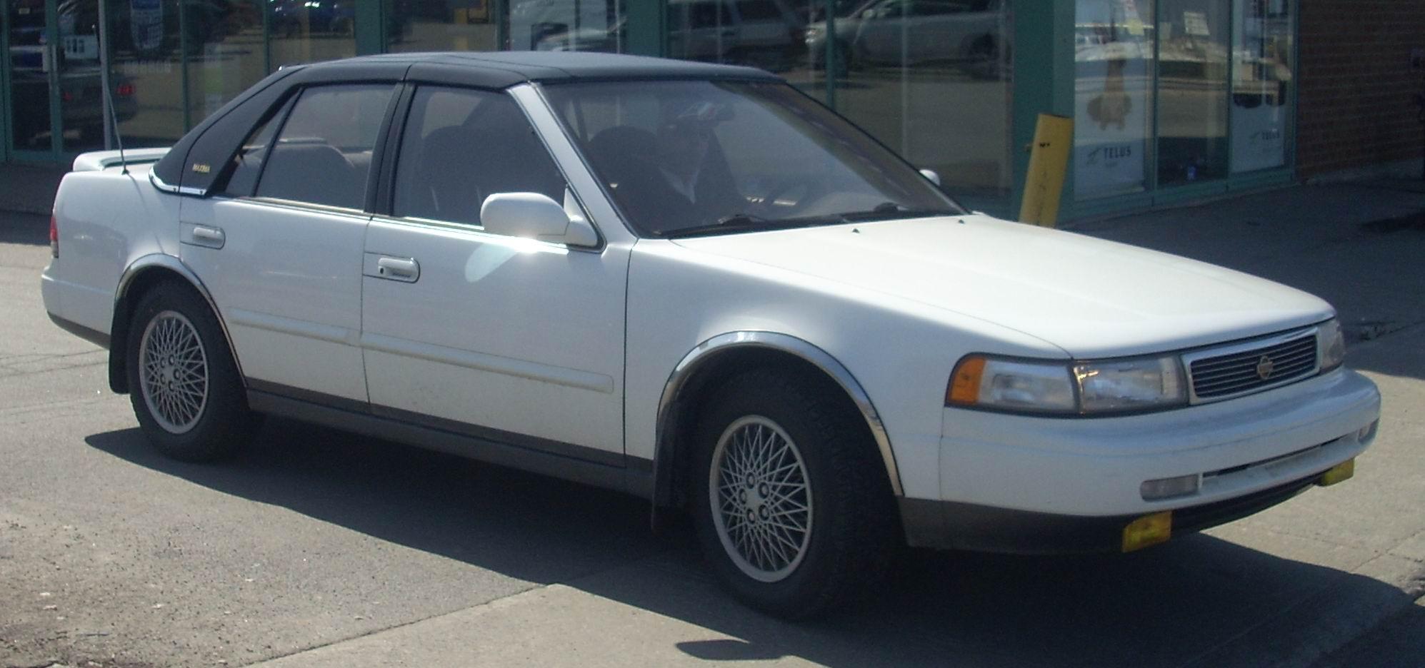 File:'92-'94 Nissan Maxima.JPG - Wikimedia Commons
