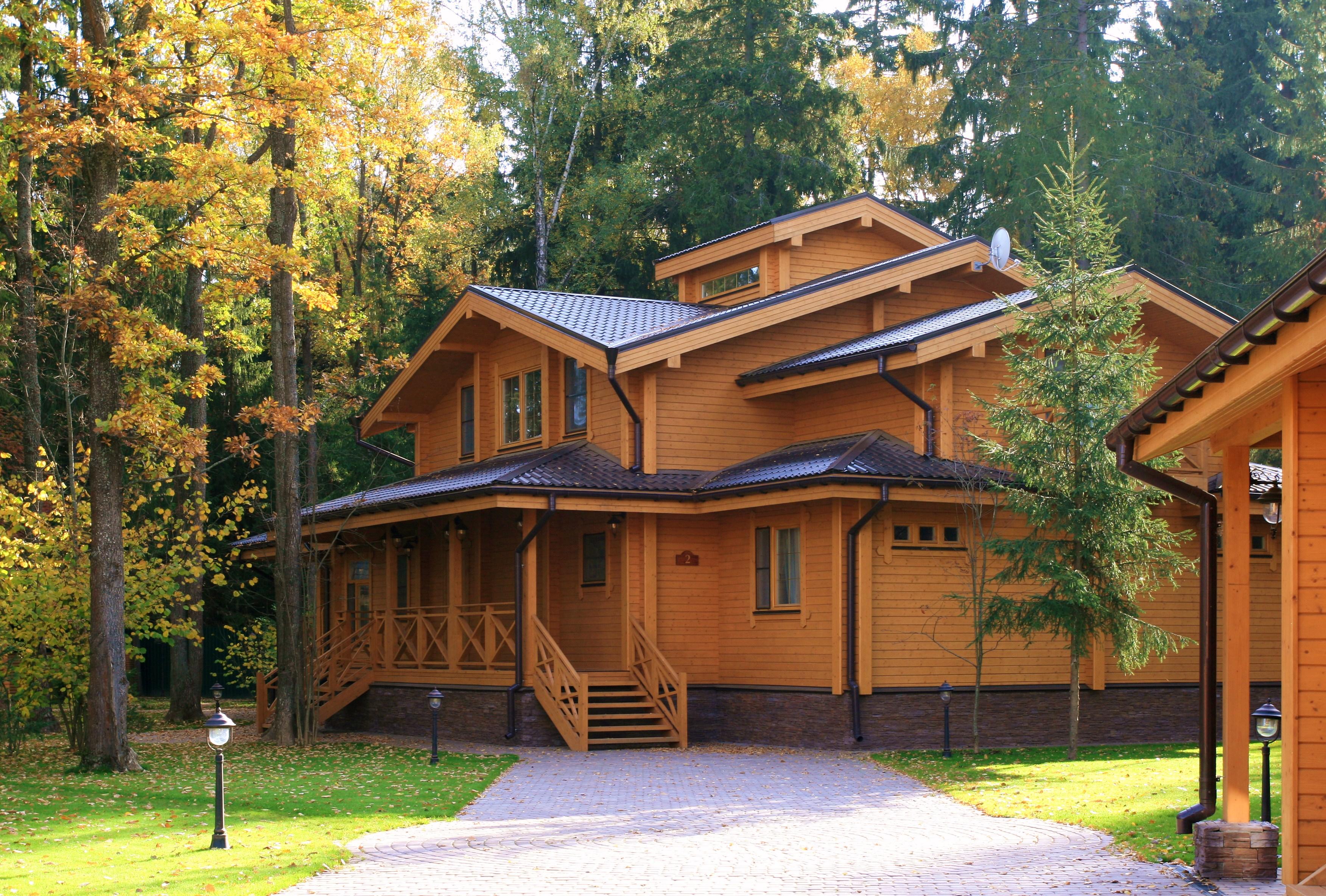 строительство дома и обустройство кухни