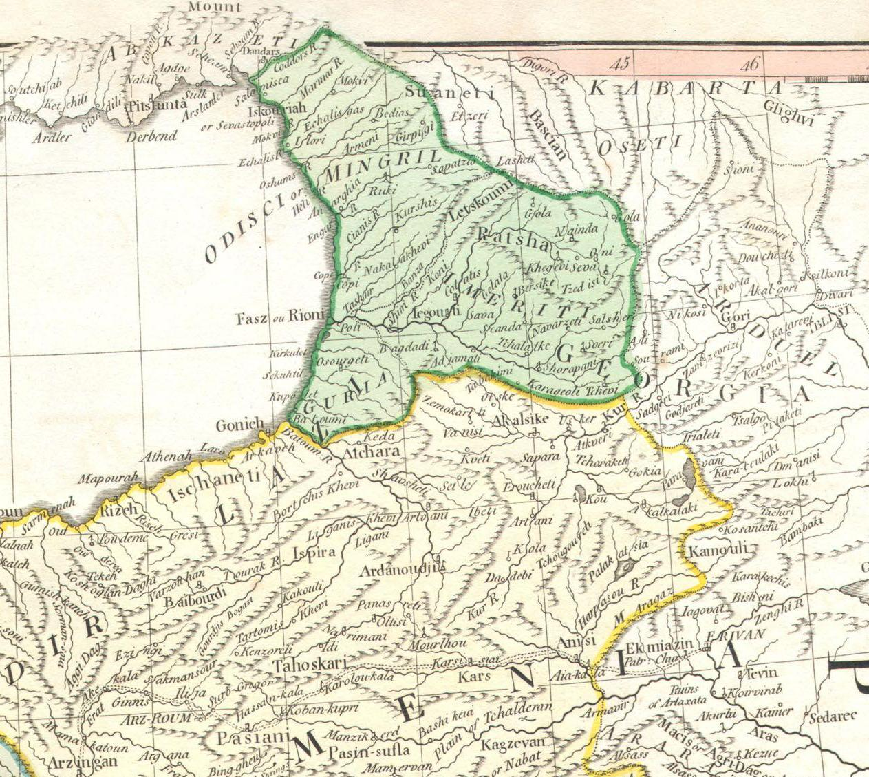 File1794 D39Anville Map Of Turkey  Georgiajpg