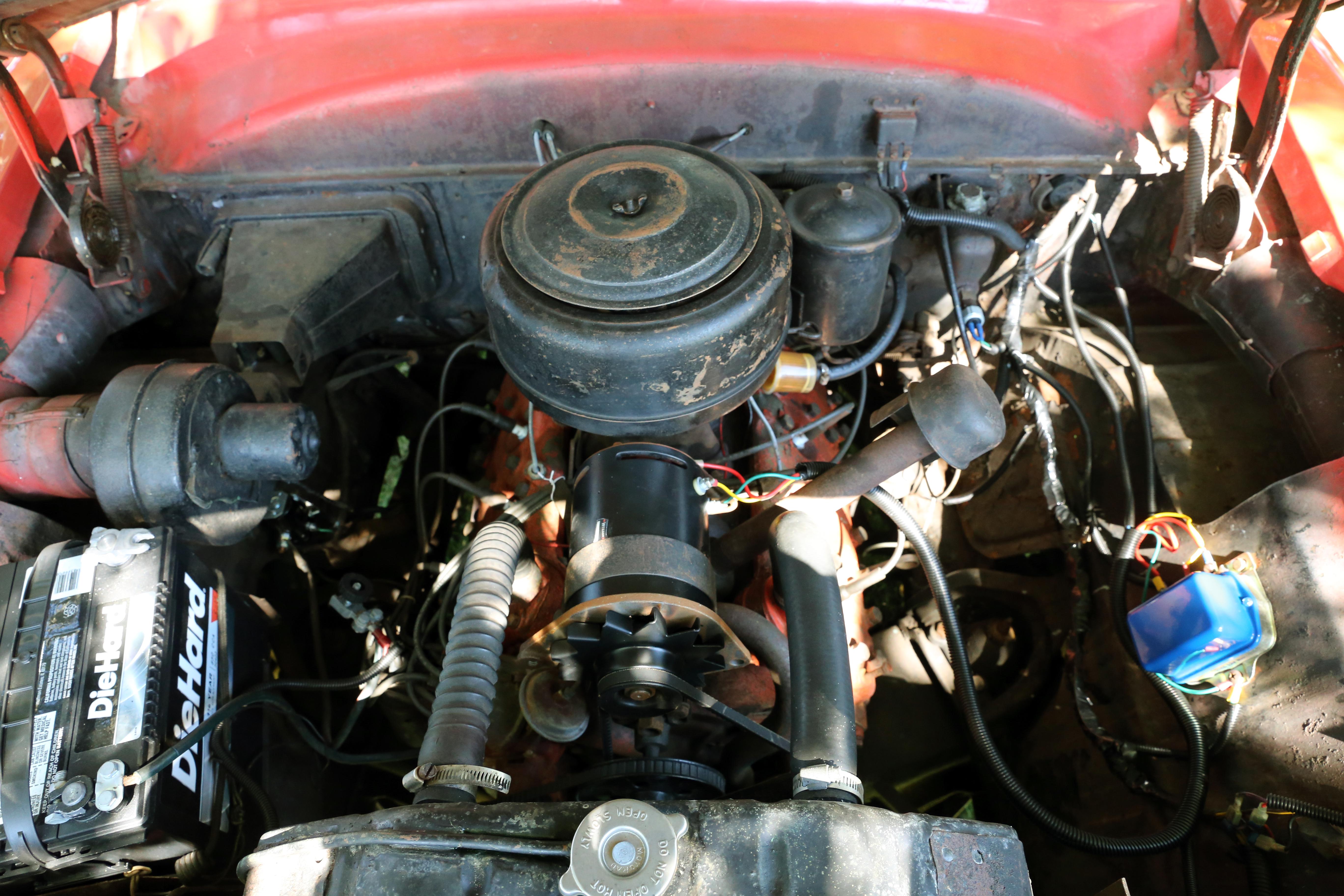 Ford V B Flathead Sunliner
