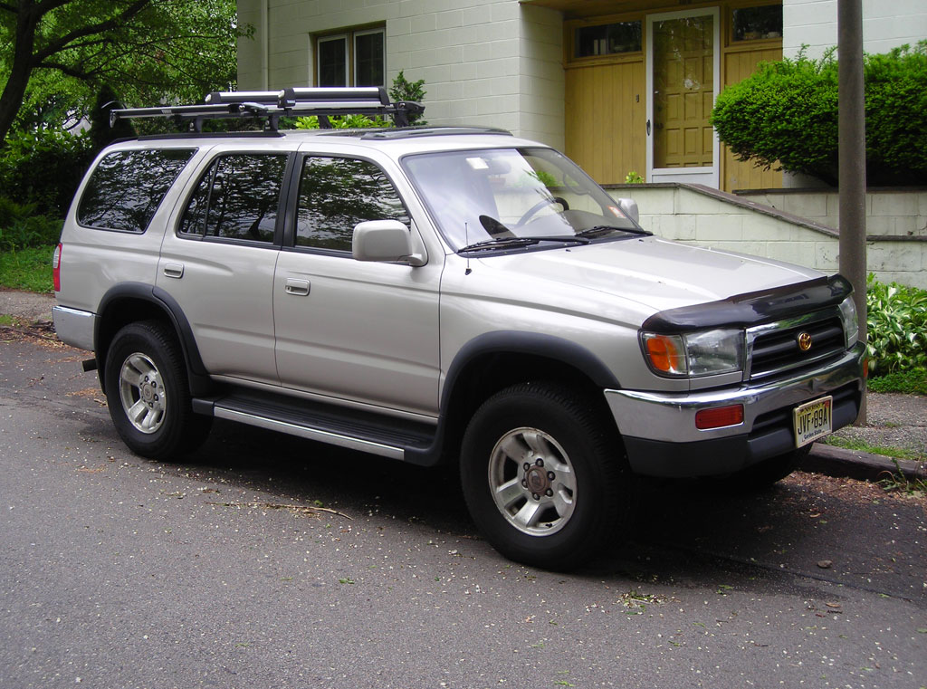 Attractive File:1997 Toyota 4 Runner