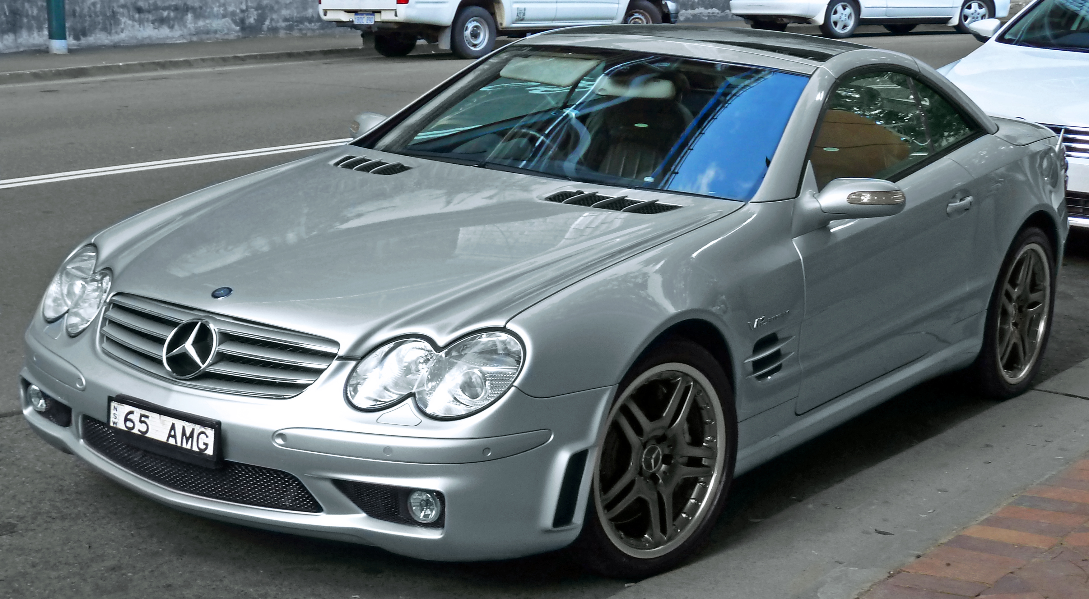 File 2004 mercedes benz sl 65 amg r 230 my05 roadster for 2004 mercedes benz g class