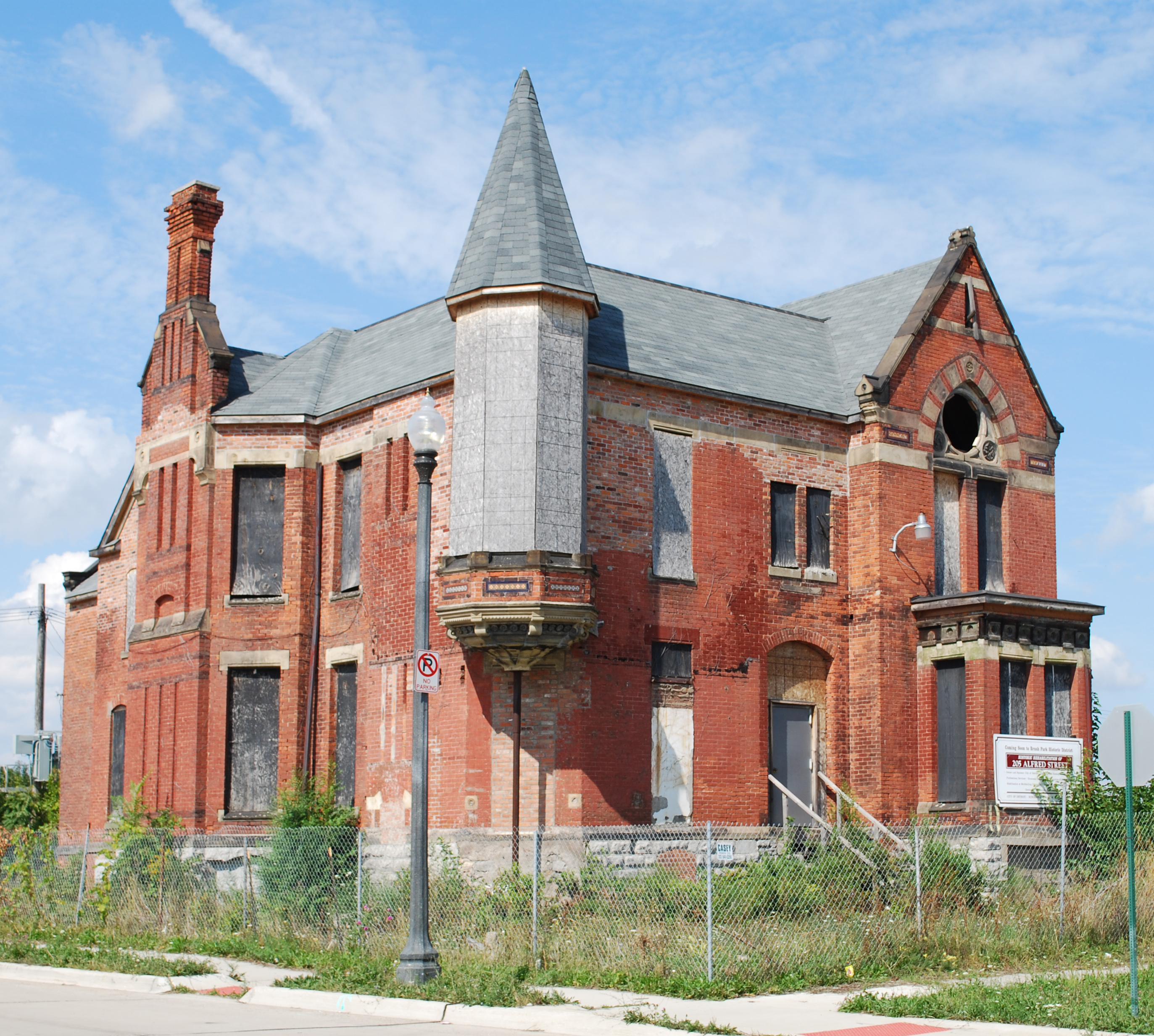 National Register of Historic Places in Michigan