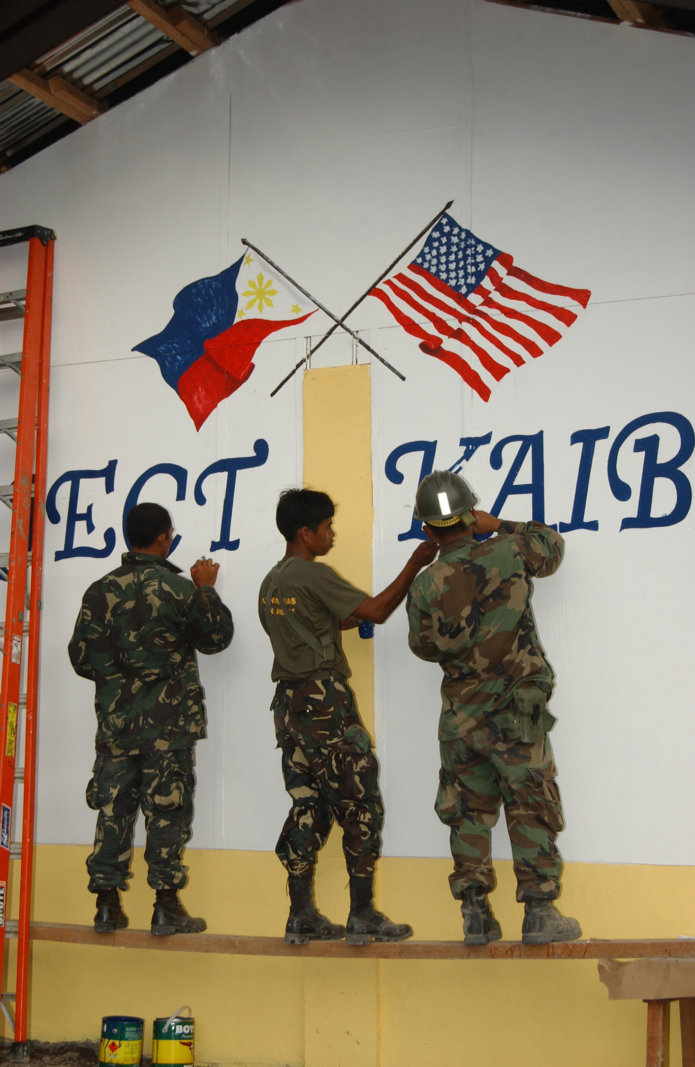 mexico and us relationship with the philippines