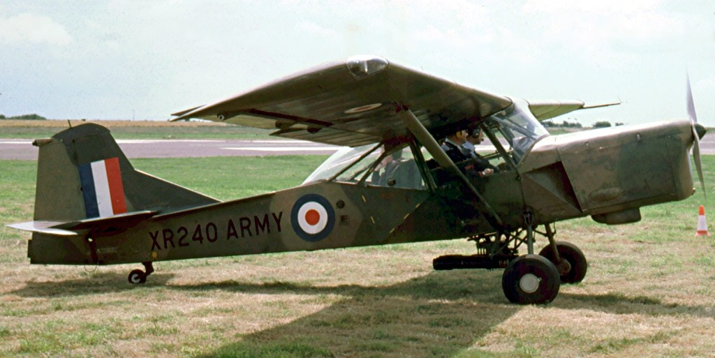 Auster AOP.9 - Wikipedia, the free encyclopedia