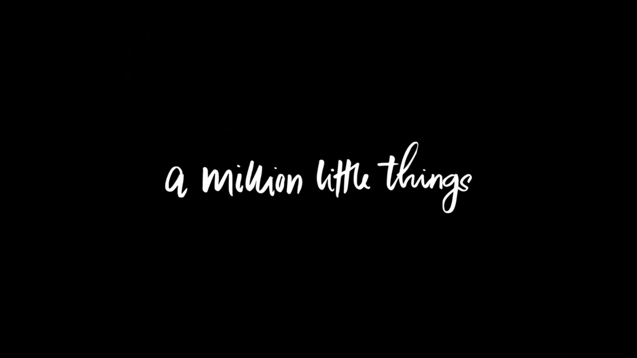 A Million Little Things - Wikipedia