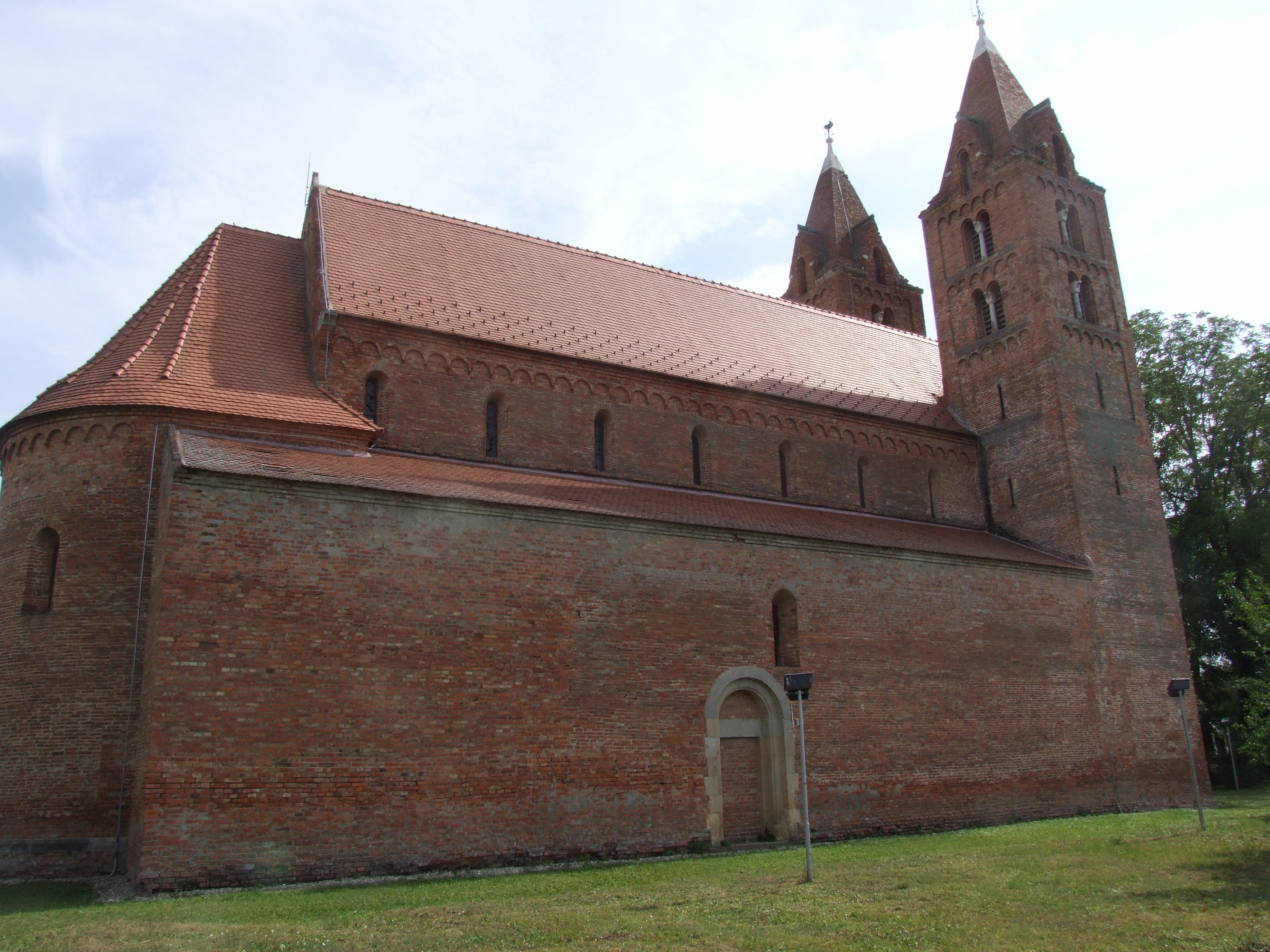 Az ákosi református templom