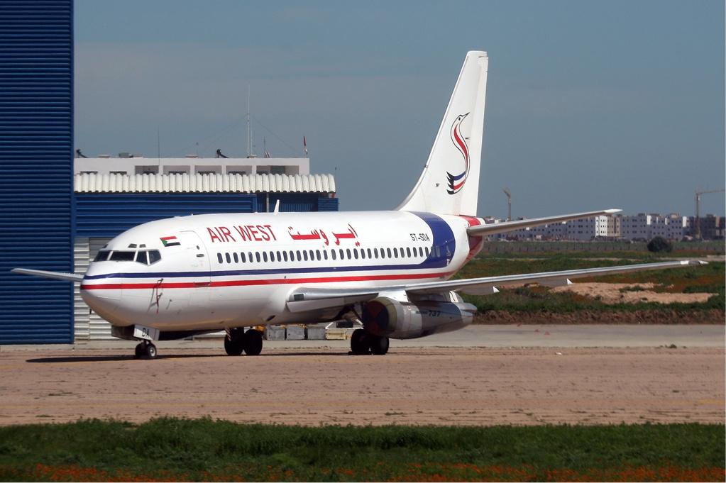 Airwest Airline