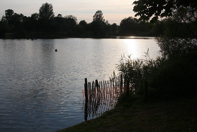 Alderson Lake, Needham Market - geograph.org.uk - 850257