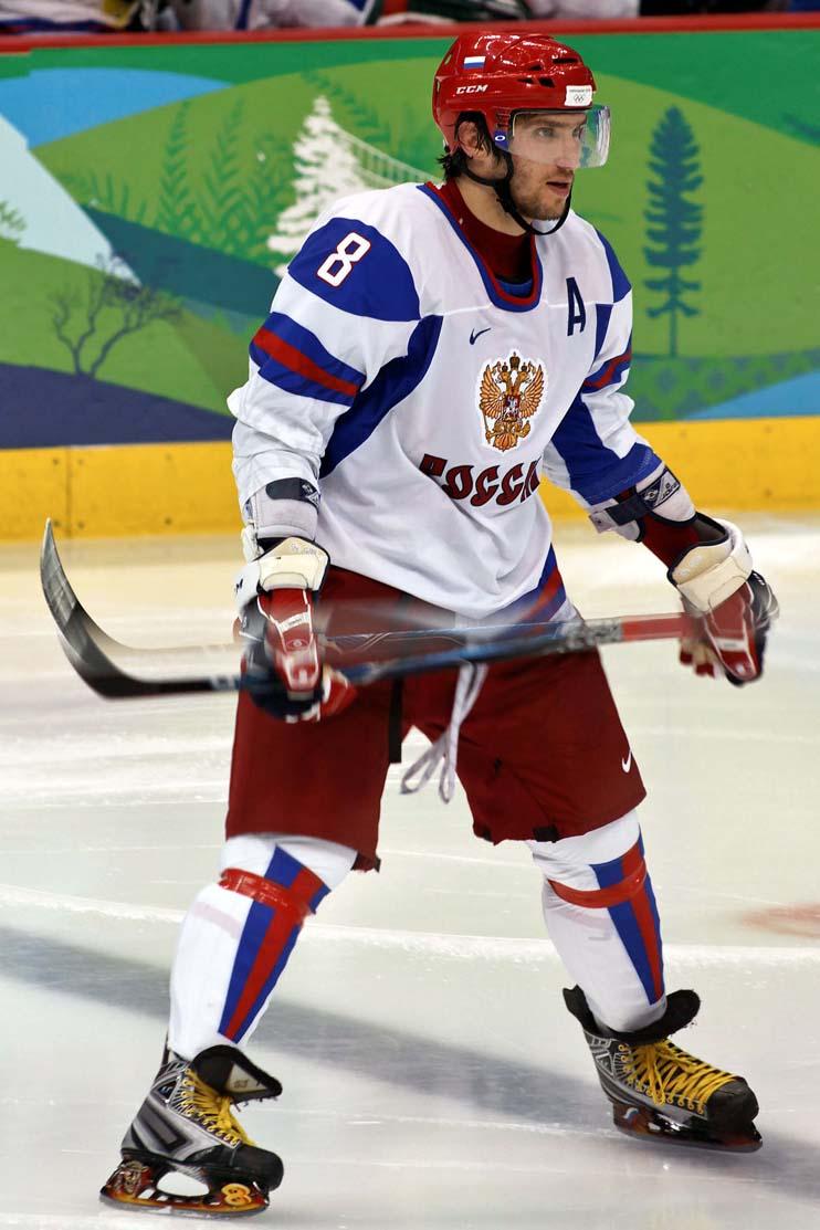 Alex Ovechkin