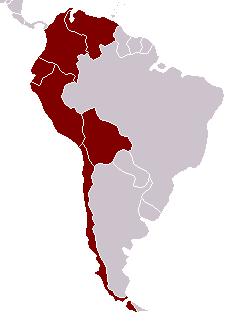 Peru Karte Südamerika.Anden Wikipedia