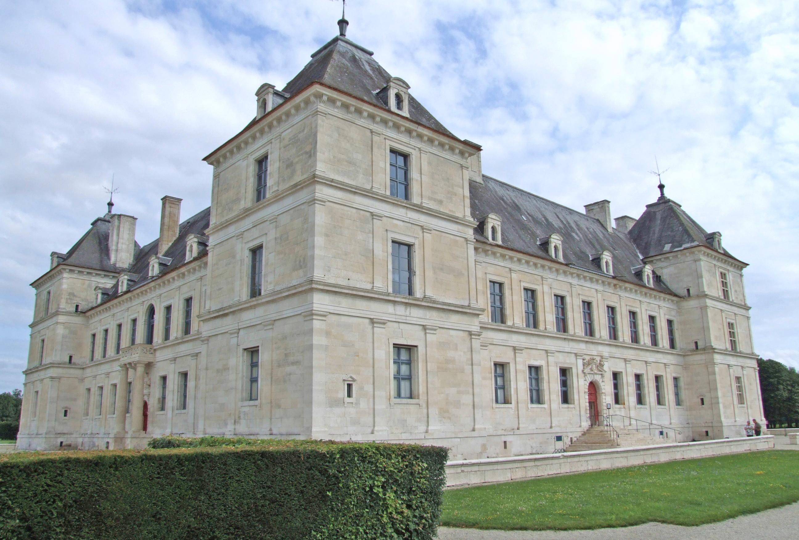Castello di Ancy-le-Franc