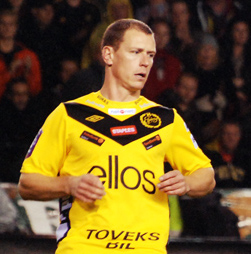 Andreas Augustsson Swedish footballer