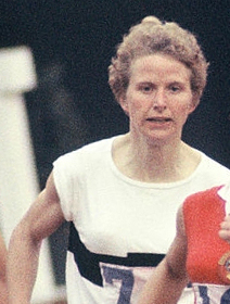 Antje Gleichfeld German middle-distance runner